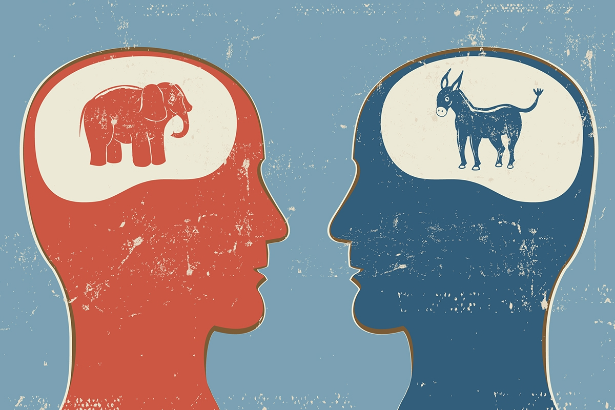 Voting, Cognitive Dissonance and Fear of the Unknown