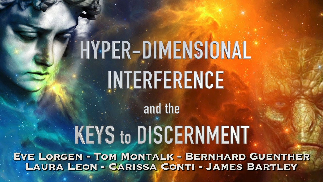 Hyper-Dimensional Interference and the Keys to Discernment – Panel Discussion