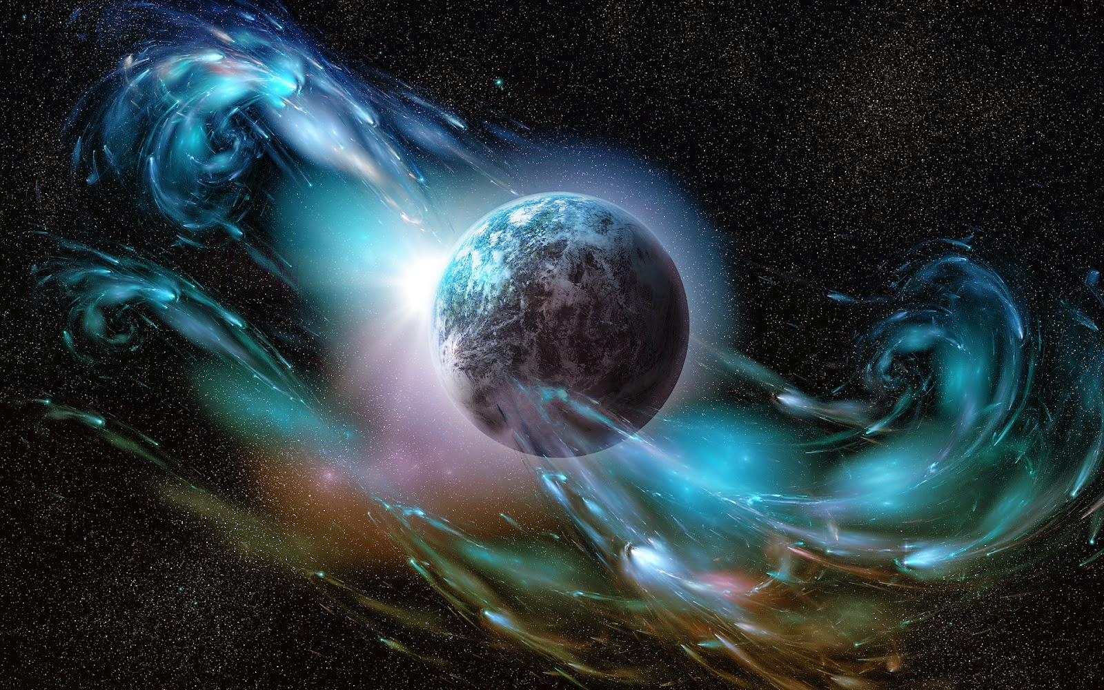Hyperdimensional Manipulation and Anchoring a Higher Frequency