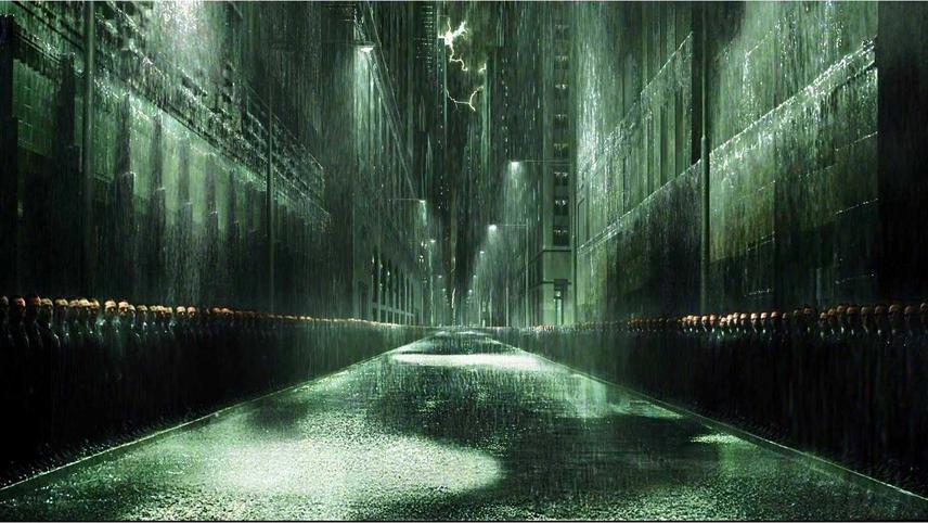 The Matrix of Control – Beyond its 3D Manifestation