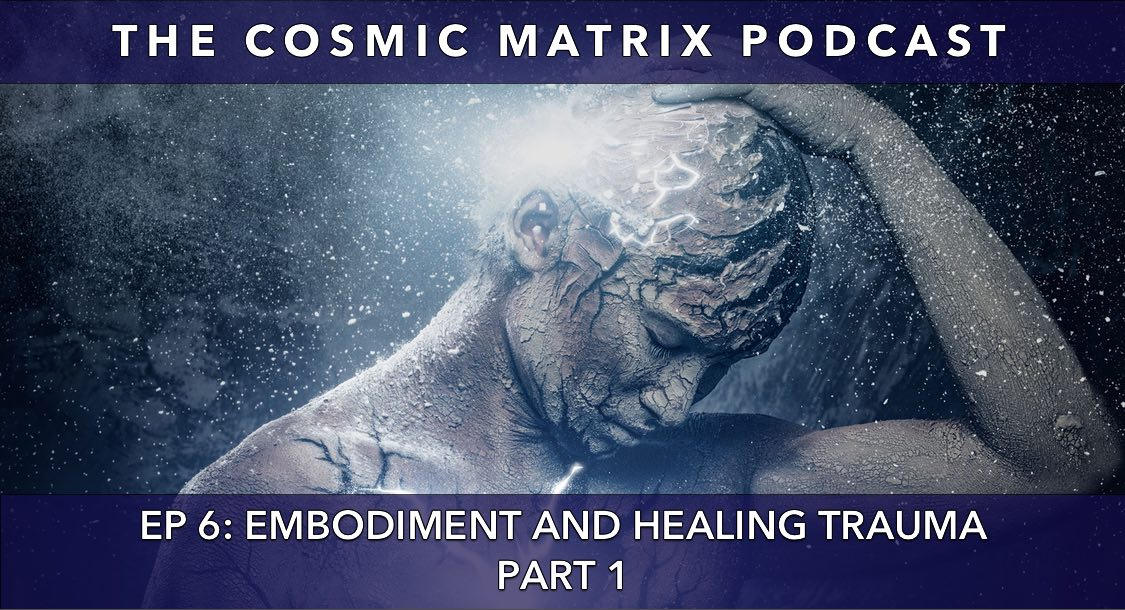 Embodiment and Healing Trauma | The Cosmic Matrix Podcast #6 (Part 1)