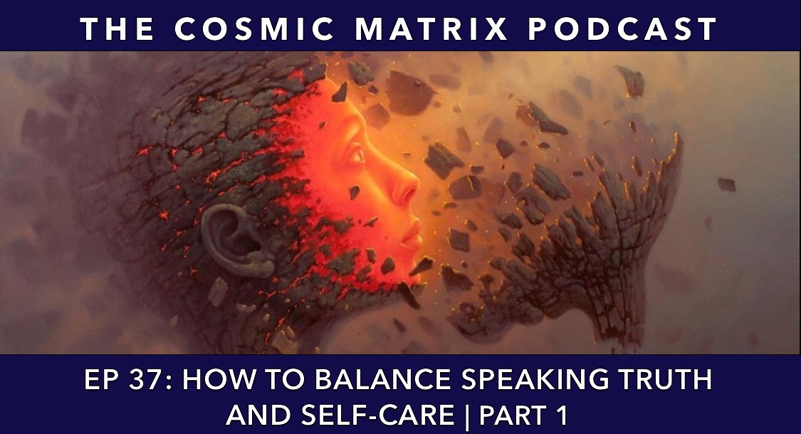 How to Balance Speaking Truth and Self-Care | TCM #37 (Part 1)