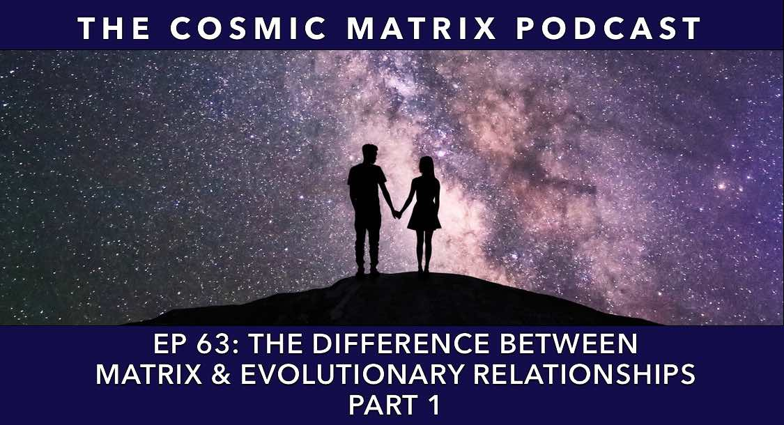 The Difference Between Matrix & Evolutionary Relationships | TCM #63 (Part 1)